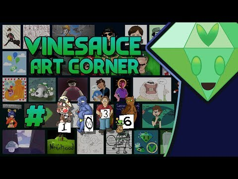 [Vinebooru] Vinny - Vinesauce Art Corner #1036