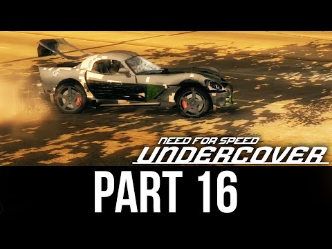 NEED FOR SPEED UNDERCOVER Gameplay Walkthrough Part 16 - TAKING OUT THE GANG