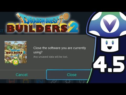[Vinesauce] Vinny - Dragon Quest Builders 2 (PART 4.5)