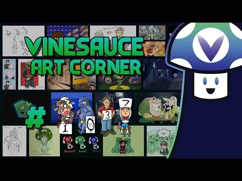 [Vinebooru] Vinny - Vinesauce Art Corner #1037