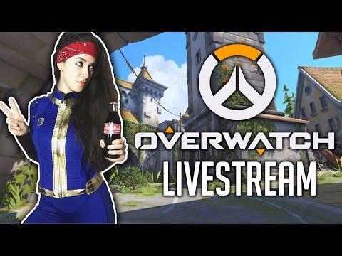 Just chilling | Overwatch | Livestream
