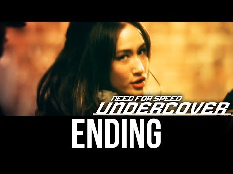 NEED FOR SPEED UNDERCOVER ENDING Gameplay Walkthrough