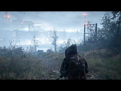 CHERNOBYLITE - Gameplay Demo
