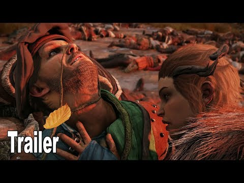 GreedFall - Gameplay Overview Trailer [HD 1080P]