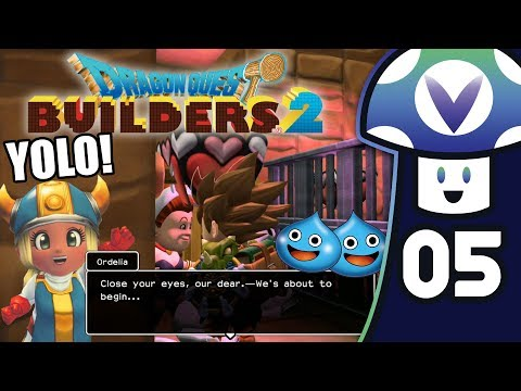 [Vinesauce] Vinny - Dragon Quest Builders 2 (PART 5)