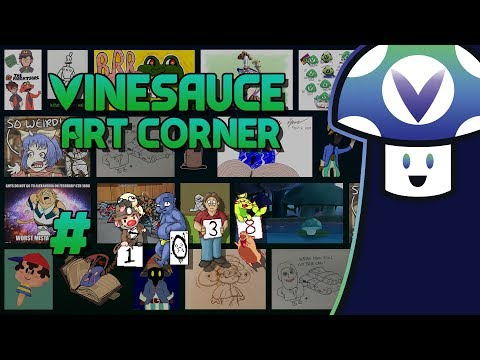 [Vinebooru] Vinny - Vinesauce Art Corner #1038