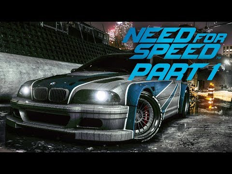 NEED FOR SPEED 2015 Gameplay Part 1 - I MISSED YOU !!!