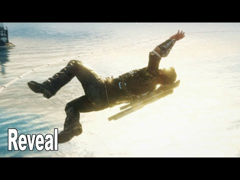 Just Cause 4 - Danger Rising Reveal Trailer [HD 1080P]