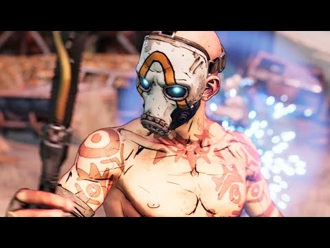 BORDERLANDS 3 - All CHARACTER Game Trailers (PS4 PC Xbox One)