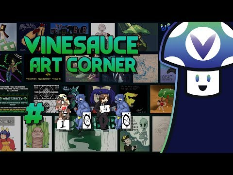 [Vinebooru] Vinny - Vinesauce Art Corner #1040