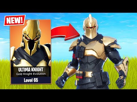 NEW Level 65 ULTIMATE KNIGHT Unlock! Fortnite Friday $10,000 Tournament! (Fortnite Battle Royale)