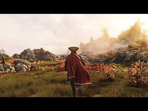 GREEDFALL - Gameplay Demo (Upcoming OPEN WORLD RPG Game 2019)