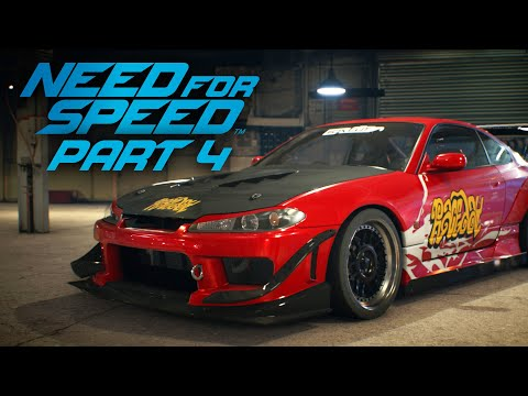 NEED FOR SPEED 2015 Gameplay Part 4 - MY NEXT CAR ???