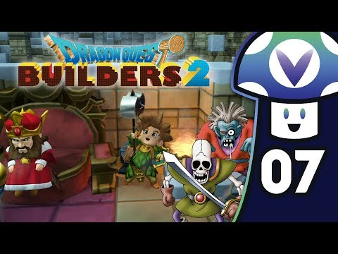 [Vinesauce] Vinny - Dragon Quest Builders 2 (PART 7)