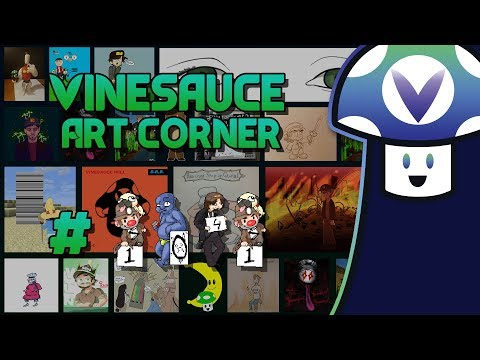 [Vinebooru] Vinny - Vinesauce Art Corner #1041