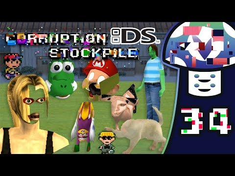 [Vinesauce] Vinny - Corruption Stockpile #34: Nintendo DS, Eternal Darkness & Earthbound