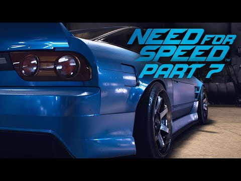 NEED FOR SPEED 2015 Gameplay Part 7 - GET A CAR OVER 200mph