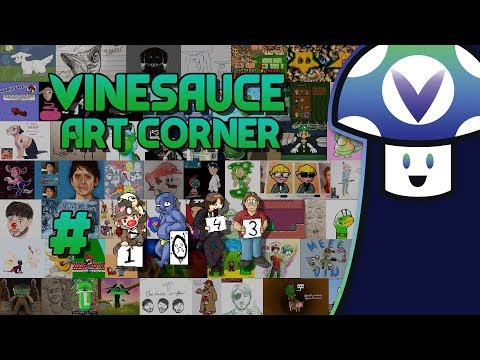 [Vinebooru] Vinny - Vinesauce Art Corner #1043
