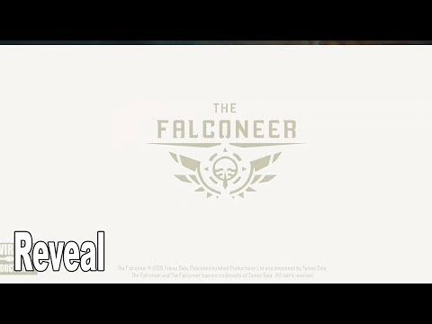 The Falconeer - Reveal Teaser Gamescom 2019 [4K 2160P]