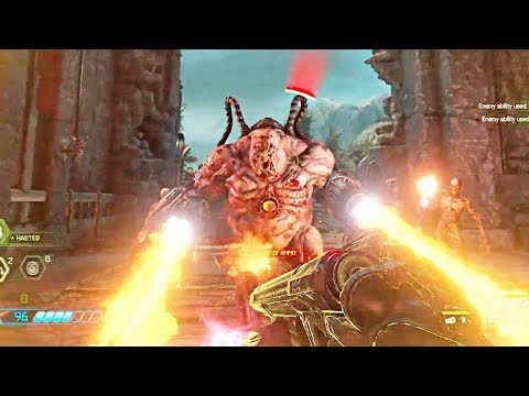 DOOM Eternal - BATTLEMODE Multiplayer Gameplay Demo