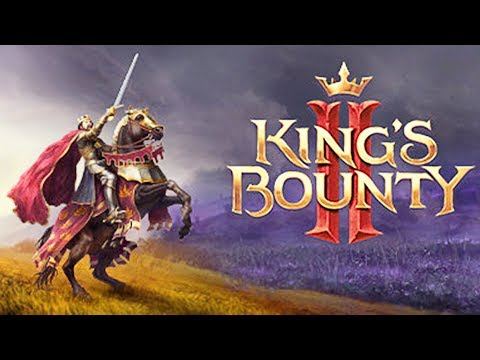 KING'S BOUNTY 2 (2020) Announce Trailer