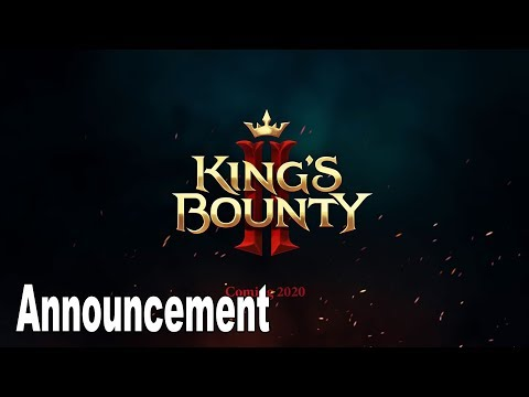 King's Bounty 2 - Announcement Trailer [4K 2160P]