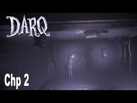DARQ - Chapter 2 Walkthrough No Commentary [HD 1080P]
