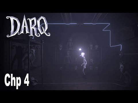 DARQ - Chapter 4 Walkthrough No Commentary [HD 1080P]