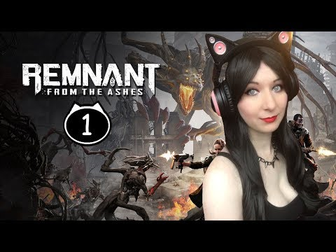 Dark souls-like BUT WITH GUNS! - Remnant: From the Ashes Gameplay Walkthrough Part 1