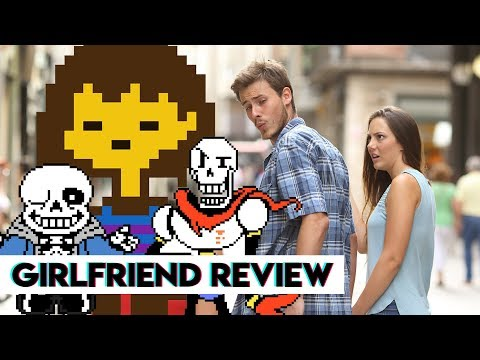 Should Your Boyfriend Play Undertale?