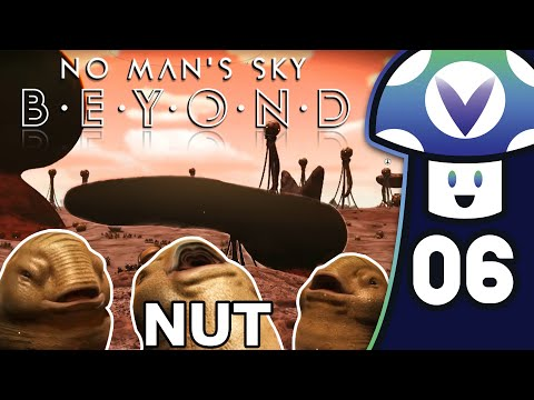 [Vinesauce] Vinny - No Man's Sky: Beyond Update (PART 6)