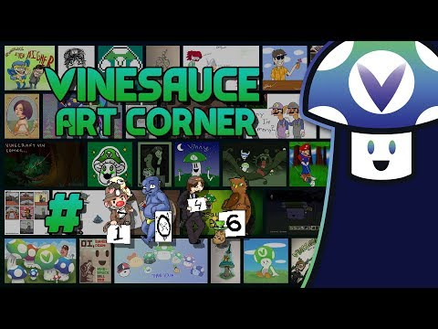 [Vinebooru] Vinny - Vinesauce Art Corner #1046