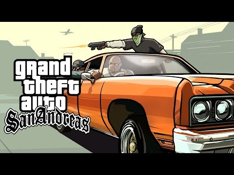 GROVE STREET!! (GTA San Andreas, Part 2 Walkthrough)
