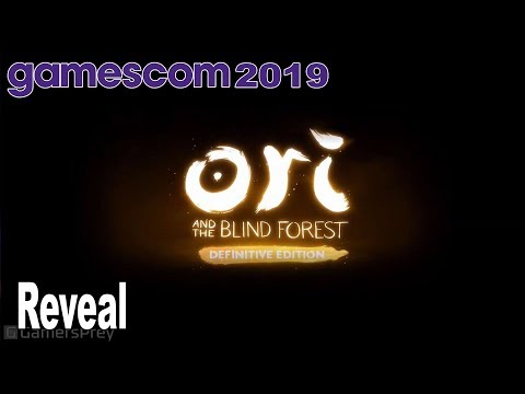 Ori and the Blind Forest - Nintendo Switch Reveal Trailer Gamescom 2019 [HD 1080P]
