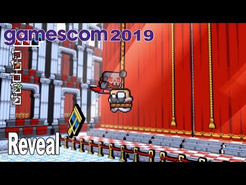 Skellboy - Reveal Trailer Nintendo Switch Gamescom 2019 [HD 1080P]