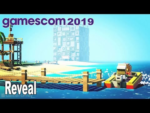 The Touryst - Reveal Trailer Gamescom 2019 [HD 1080P]
