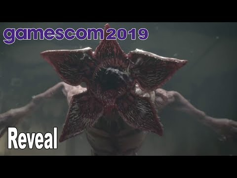 Dead by Daylight - Stranger Things Reveal Trailer Gamescom 2019 [HD 1080P]