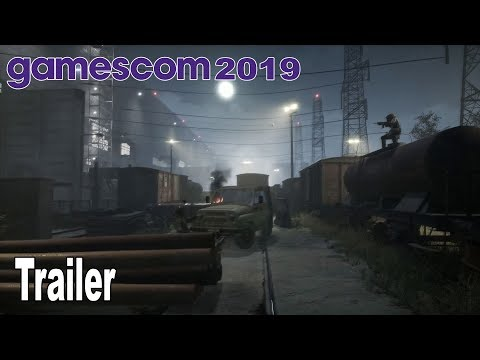 Chernobylite - Gamescom 2019 Gameplay Trailer [HD 1080P]