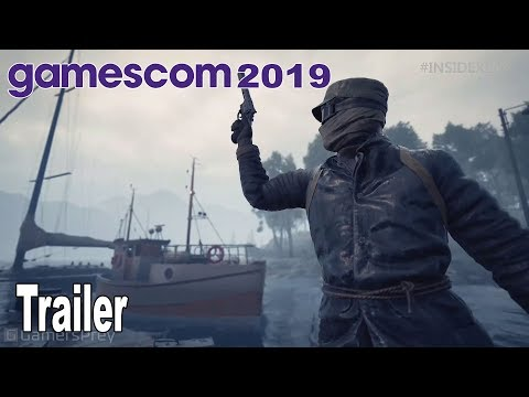 Vigor - v1.0 Gamescom 2019 Trailer [HD 1080P]