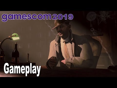 Empire of Sin - Gamescom 2019 Gameplay Trailer [HD 1080P]