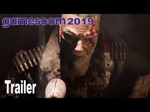 Wasteland 3 - Gamescom 2019 Trailer [HD 1080P]