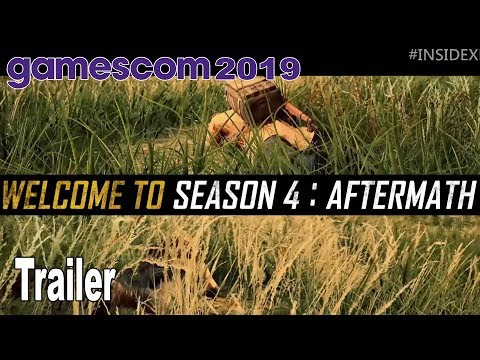 PlayerUnknown's Battlegrounds - Season 4 Trailer Gamescom 2019 [HD 1080P]