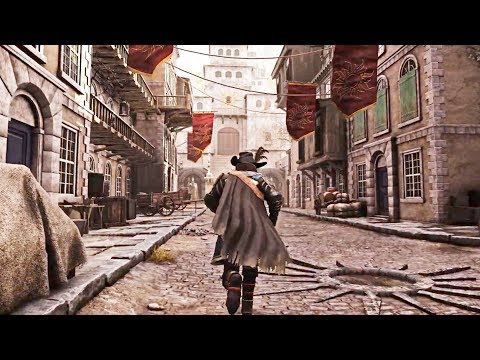 GREEDFALL - Gamescom 2019 Trailer