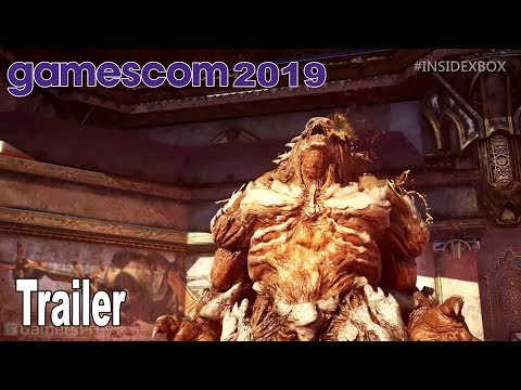 Gears 5 - Horde Mode Gamescom 2019 Trailer [HD 1080P]