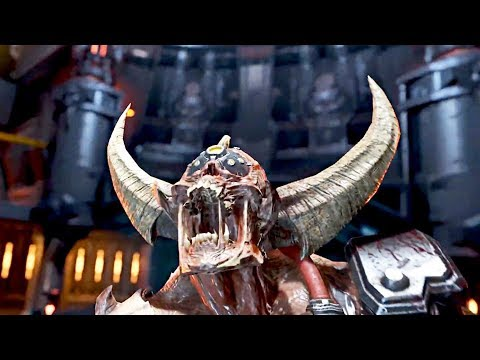 DOOM Eternal - Gamescom 2019 Hunter Trailer