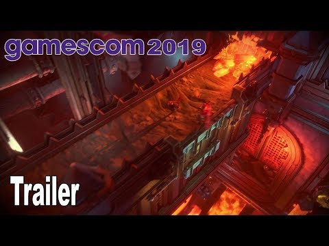 Darksiders Genesis - Gamescom 2019 Gameplay Trailer [4K 2160P]