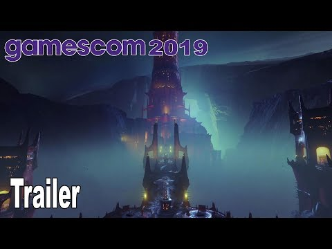 Destiny 2: Shadowkeep - Gamescom 2019 Trailer [HD 1080P]
