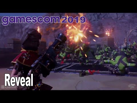 Orcs Must Die! 3 - Reveal Trailer Gamescom 2019 [HD 1080P]