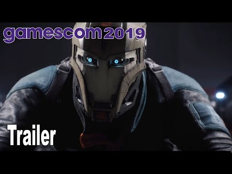 Disintegration - Reveal Trailer Gamescom 2019 [HD 1080P]
