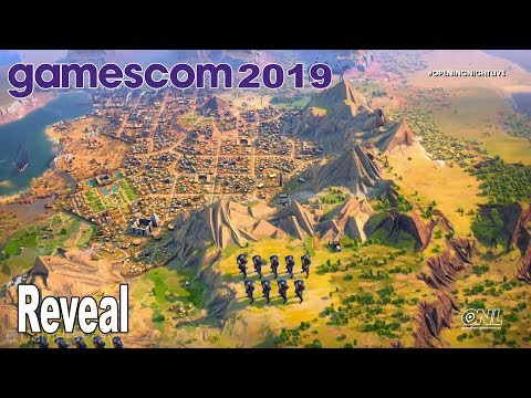 Humankind - Reveal Trailer Gamescom 2019 [HD 1080P]